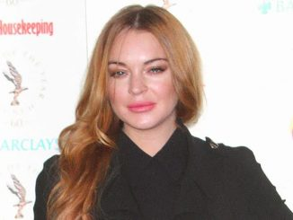 Lindsay Lohan - 2014 Women of the Year Awards Lunch