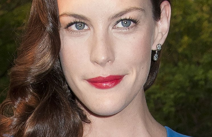 "Liv Tyler - ""The Ledge"" New York City Screening Hosted by the Cinema Society & Grey Goose - Arrivals"