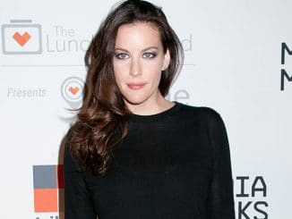 Liv Tyler - The Lunchbox Fund's 2013 Fall Fete and Feedie Launch