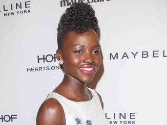 Lupita Nyong'o - 2014 Marie Claire Fresh Faces Party
