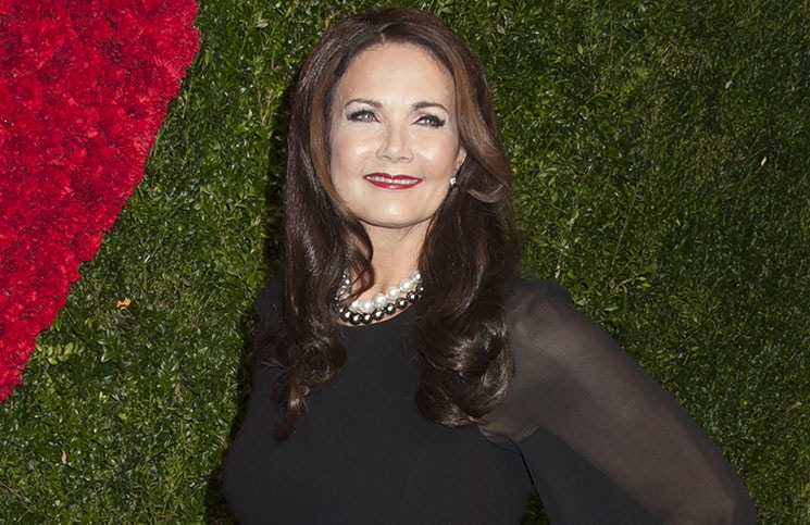 Lynda Carter - 2014 God's Love We Deliver, Golden Heart Awards