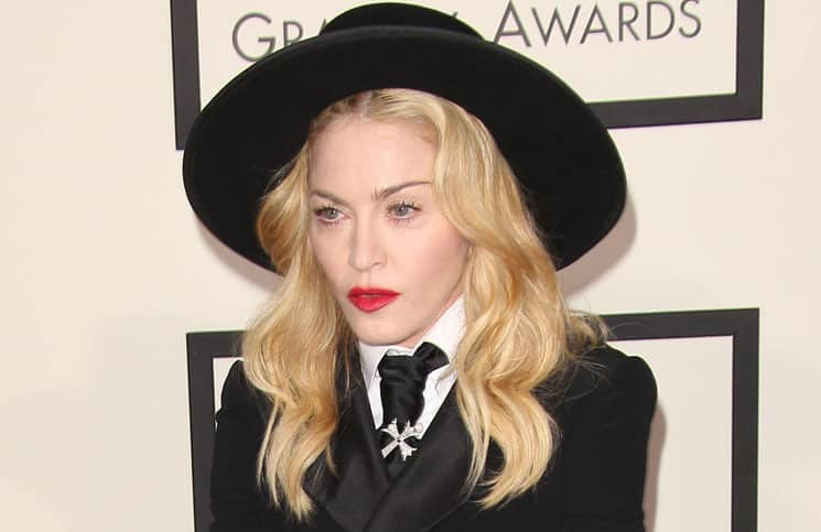 Madonna - 56th Annual Grammy Awards