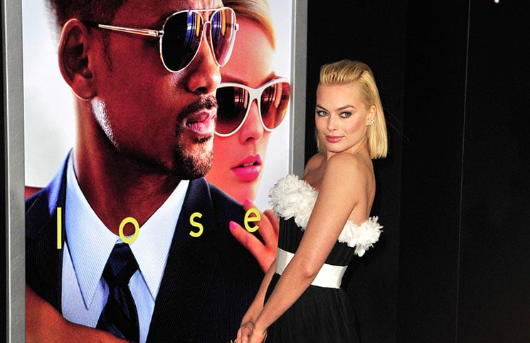 Margot Robbie und Will Smith: Eine Wellenlänge! - Kino News