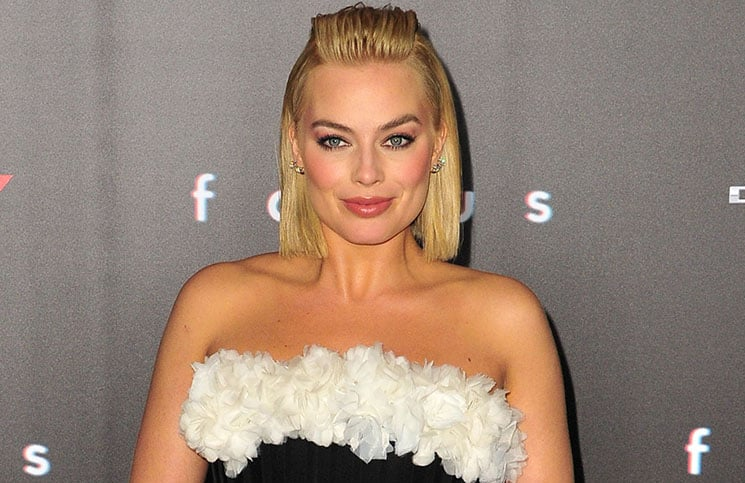 "Margot Robbie - ""Focus"" Los Angeles Premiere"