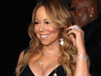"""Mariah Carey - """"Hercules"""" Los Angeles Premiere"""