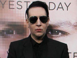 "Marilyn Manson - ""Transcendence"" Los Angeles Premiere"