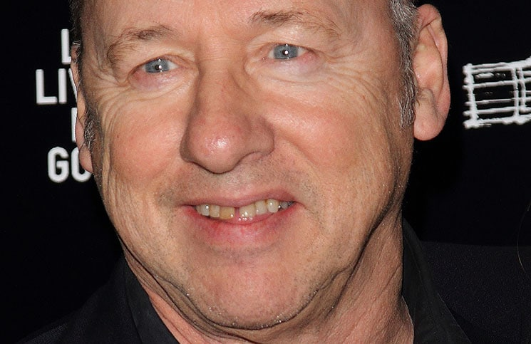 """Mark Knopfler - """"Once"""" the Musical Charity Gala Night at the Phoenix Theatre in London"""