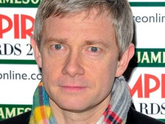 Martin Freeman - Jameson Empire Awards 2013