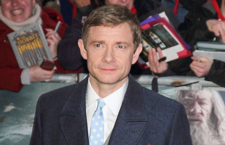 "Martin Freeman - ""The Hobbit: The Battle of the Five Armies"" World Premiere"