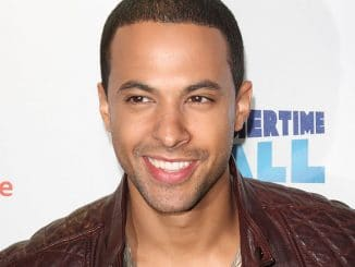 Marvin Humes - Capital FM Summertime Ball 2013 - Media Room