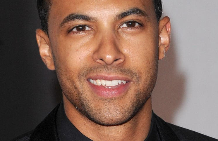 Marvin Humes - BRIT Awards 2014 - Arrivals