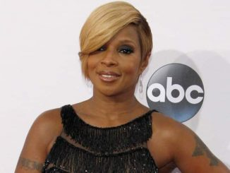 Mary J. Blige - 2014 American Music Awards