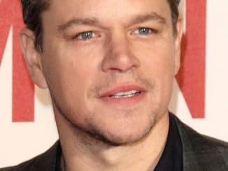 "Matt Damon - ""The Monuments Men"" UK Premiere"