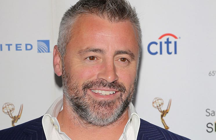 Matt LeBlanc - 65th Annual Primetime Emmy Awards