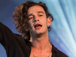 Matthew Healy - The 1975 - Optimus Alive 2014 Music Festival