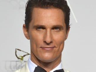 Matthew McConaughey - 86th Annual Academy Awards