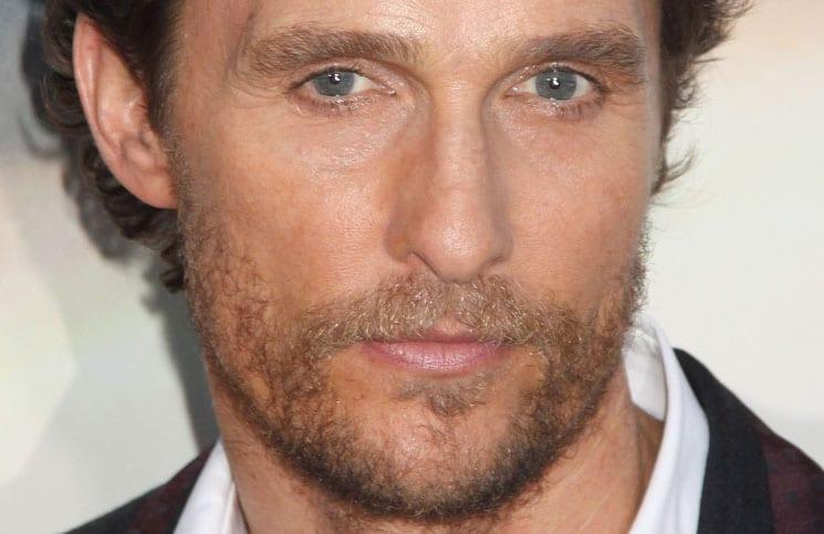 Matthew McConaughey: Harte Vorbereitung auf