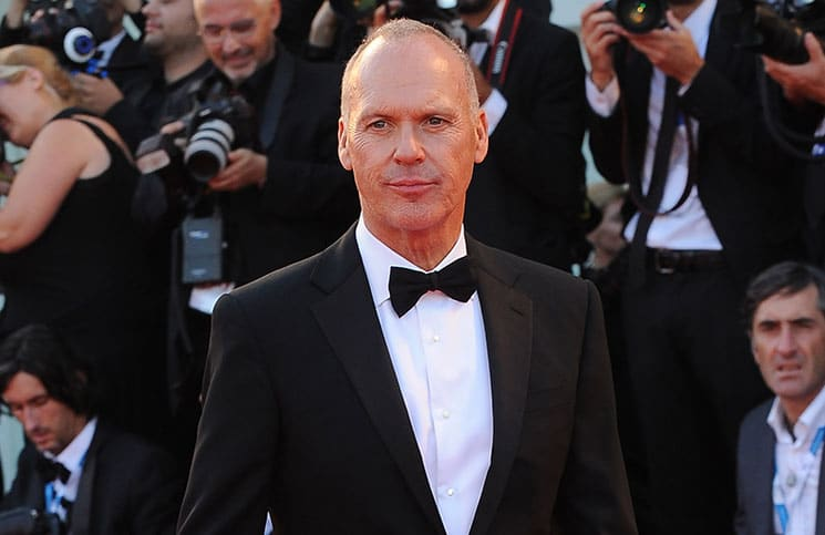 "Michael Keaton - 71st Annual Venice International Film Festival - ""Birdman"" Premiere"