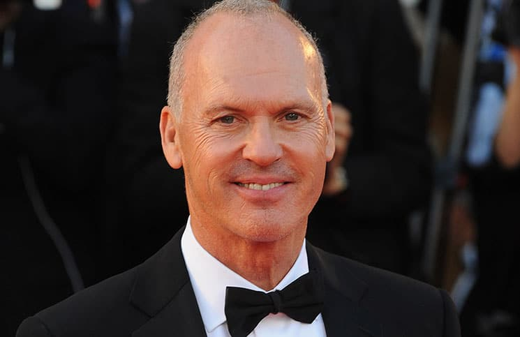 Michael Keaton - 71st Annual Venice International Film Festival