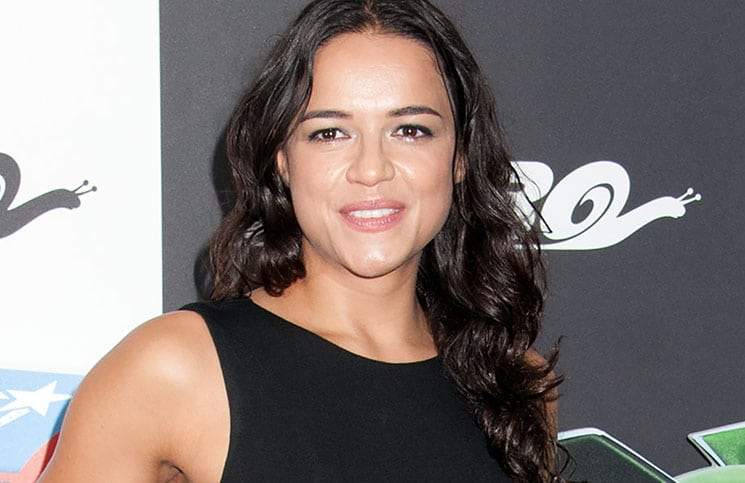 "Michelle Rodriguez - ""Turbo"" New York City Premiere"