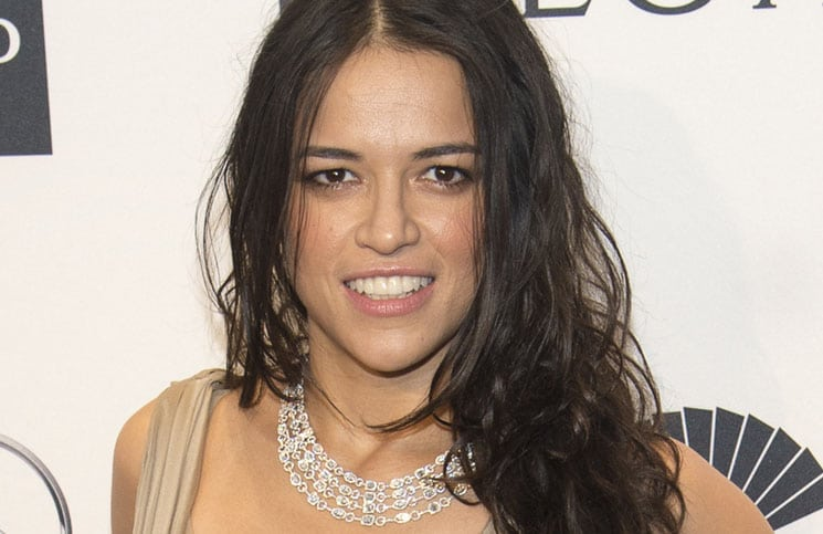Michelle Rodriguez - 16th Annual amfAR New York City Gala