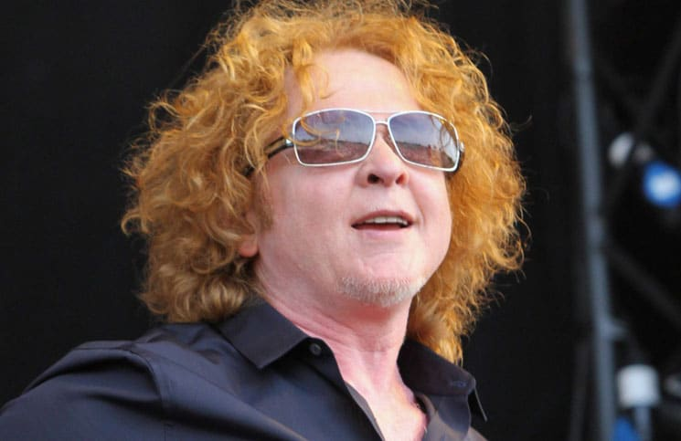 """Simply Red"": ""Big Love"" entstand extrem schnell - Musik News"