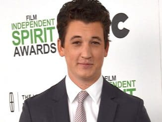 Miles Teller - 2014 Film Independent Spirit Awards