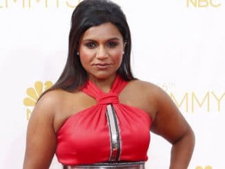 Mindy Kaling - 66th Annual Primetime Emmy Awards