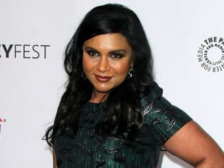 "Mindy Kaling - 2014 PaleyFest - ""The Mindy Project"" - Arrivals"