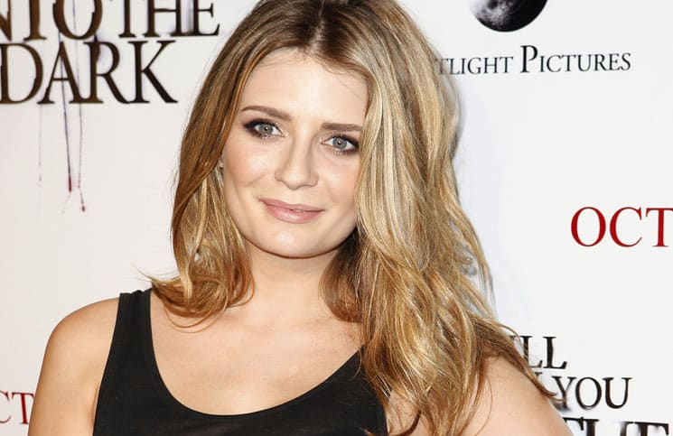 "Mischa Barton bei ""Dancing With the Stars"" - TV News"