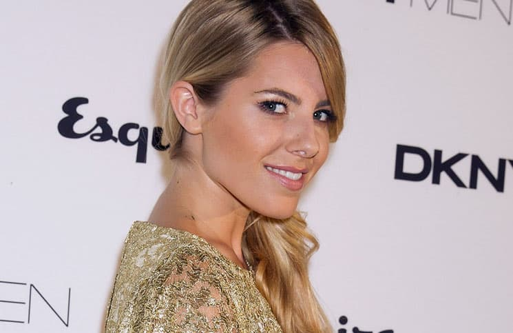 Mollie King - Esquire and DKNY MEN Official Opening Night Party