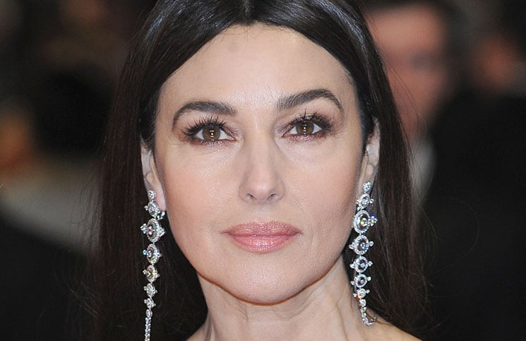 Monica Bellucci - EE British Academy Film Awards 2015 - Arrivals