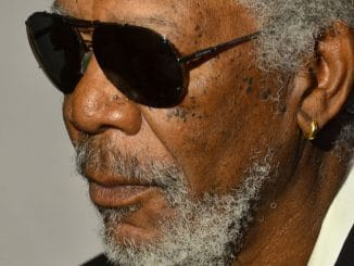 Morgan Freeman - Gene Siskel Film Center Honored Morgan Freeman with the Renaissance Award