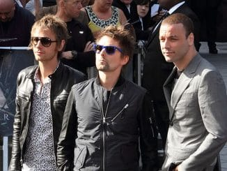 "Muse - ""World War Z"" World Premiere"