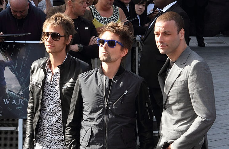 "Matt Bellamy und das beste ""Muse""-Album - Musik News"