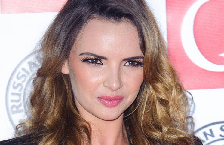 Nadine Coyle - Q Awards 2010 - Arrivals