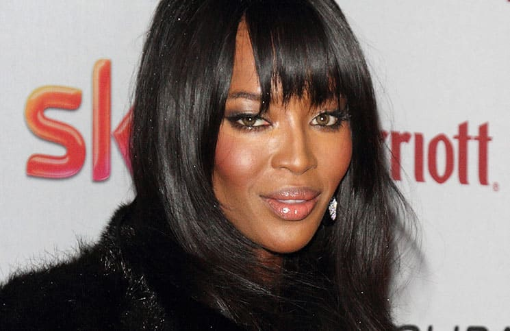 Naomi Campbell - Attitude Magazine Awards 2014