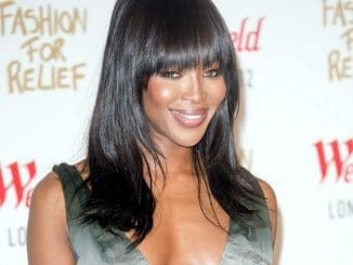 Naomi Campbell's Fashion For Relief Pop-Up Store Launch Party