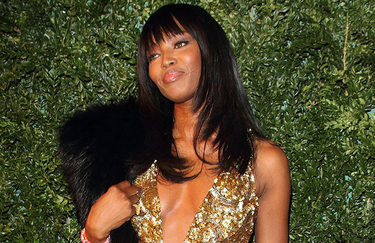Naomi Campbell - 60th Annual Evening Standard Theatre Awards