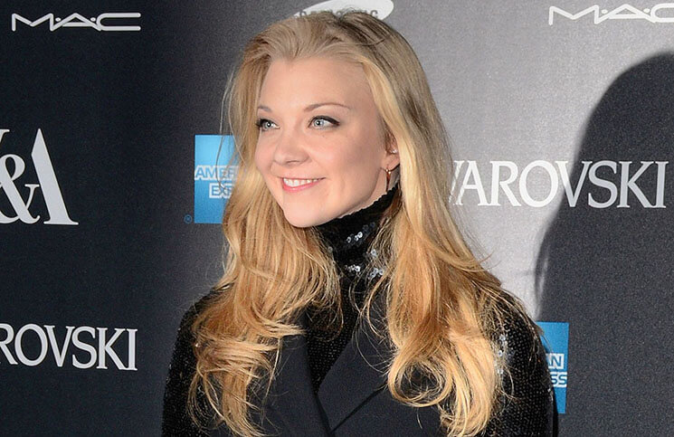 "Natalie Dormer - ""Alexander McQueen: Savage Beauty"" Exhibition VIP Private View"