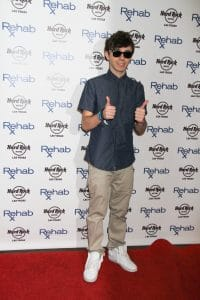 Nathan Sykes - The Wanted Take Over RehabLV Dayclub