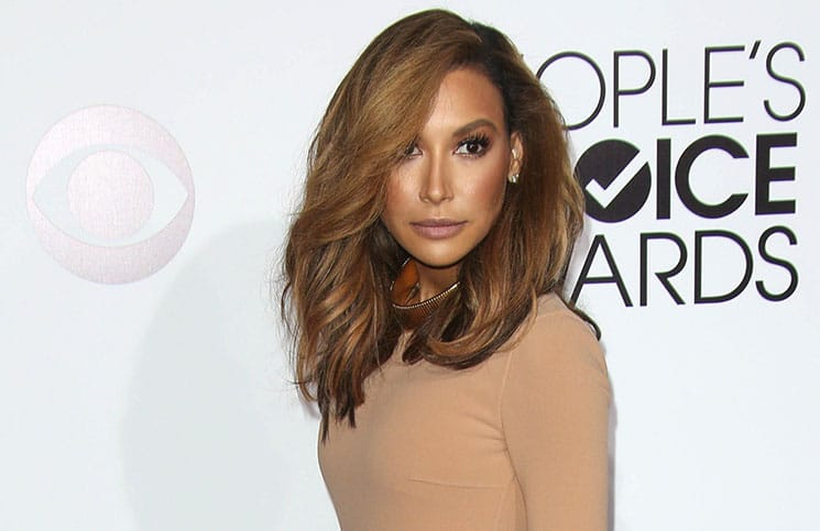 Naya Rivera - 40th Annual People's Choice Awards