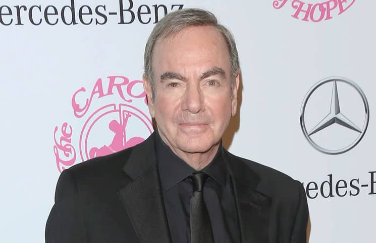 Neil Diamond bricht Tournee ab - Musik News