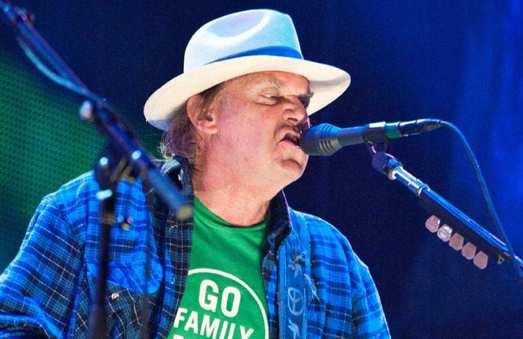 Neil Young: Neues Album - Musik News