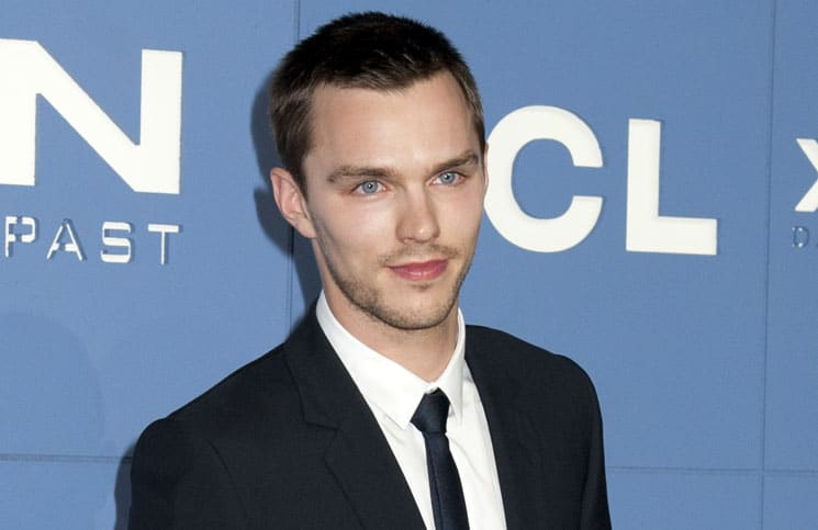 "Nicholas Hoult - ""X-Men: Days of Future Past"" World Premiere"