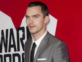 "Nicholas Hoult - ""Warm Bodies"" Los Angeles Premiere"
