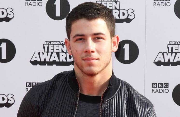 Nick Jonas - BBC Radio 1's Teen Awards 2014