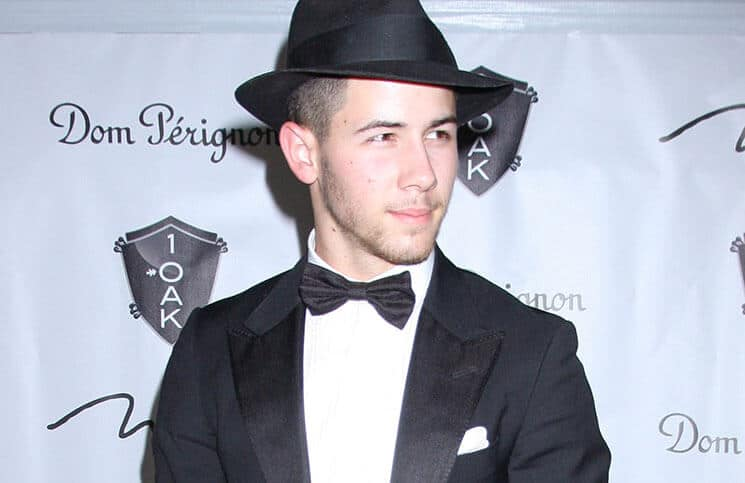 Nick Jonas Hosts $20,000 Halloween Costume Contest at 1Oak Nightclub