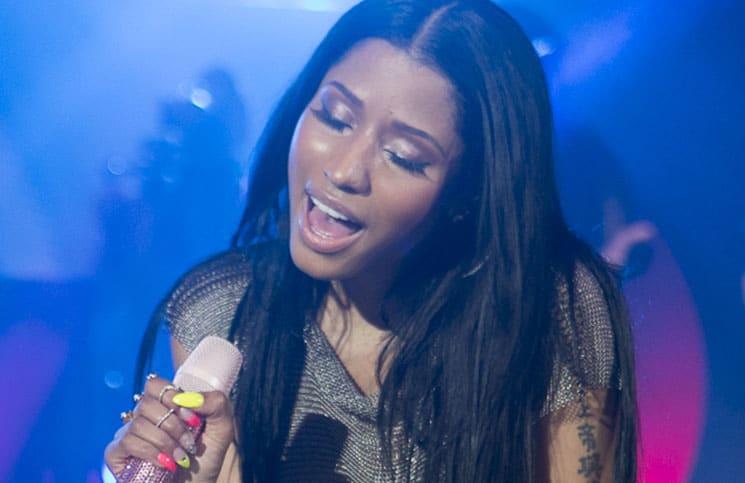 "Nicki Minaj: Reunion mit ""Young Money Crew"" - Musik News"