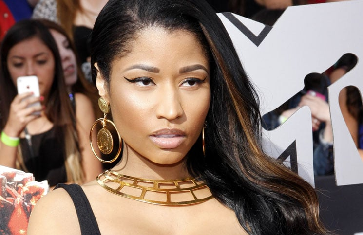Nicki Minaj - 2014 MTV Movie Awards